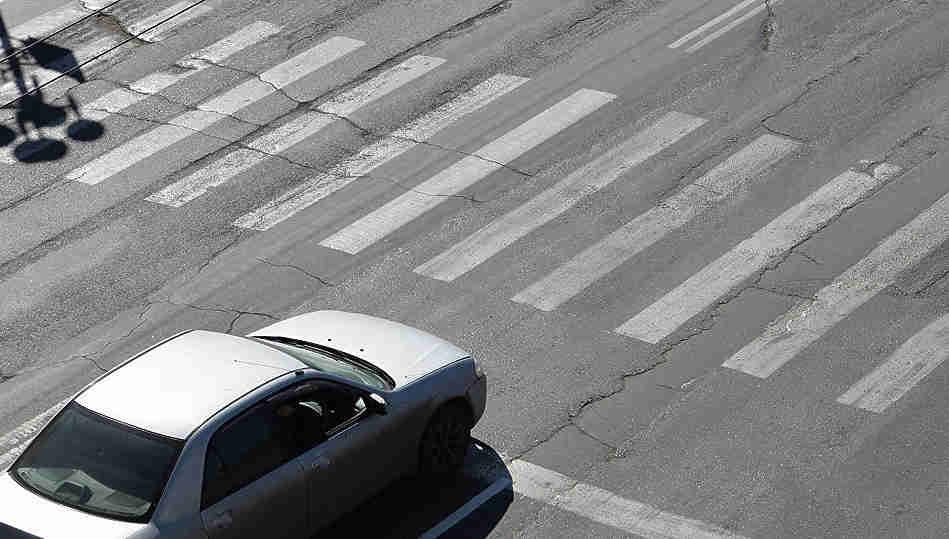 «Форд» насмерть сбил пешехода-нарушителя
