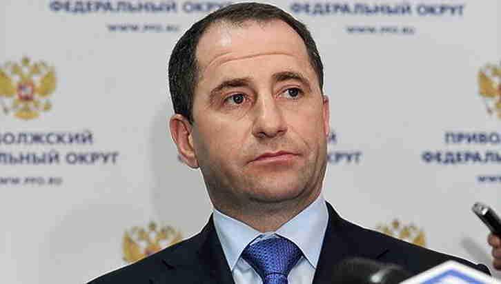 ВТатарстан срабочим визитом прибыл полпред президента вПФО Бабич
