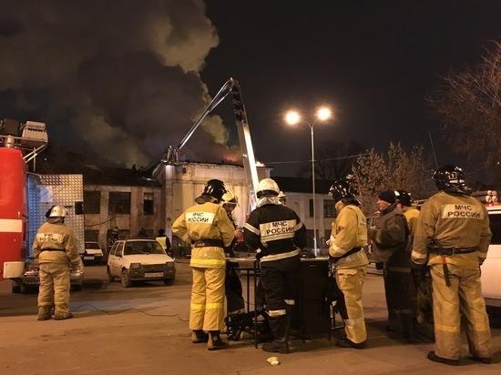 Конец фильмов: Казанская студия кинохроники сгорела