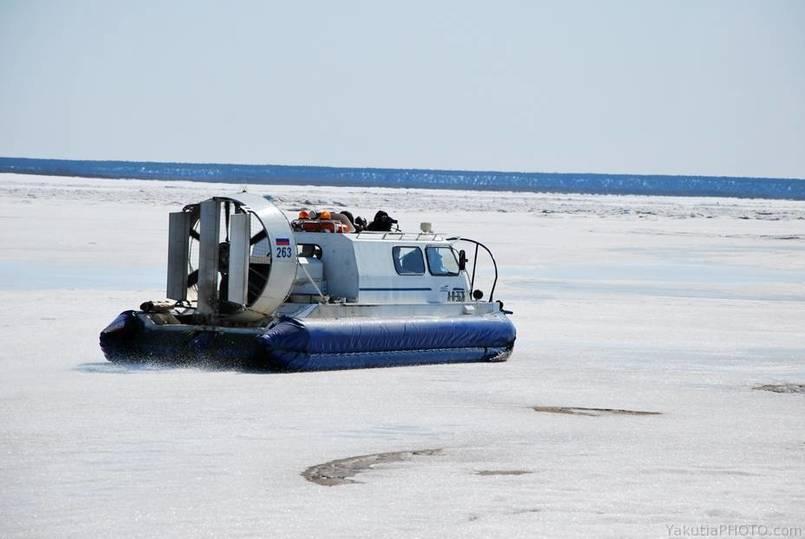Открывается зимняя навигация судов навоздушных подушках помаршруту Казань— Верхний Услон
