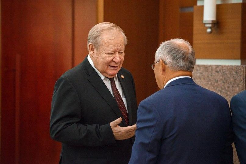 Губайдуллина выдвинули напост руководителя Совет муниципальных образованийРТ