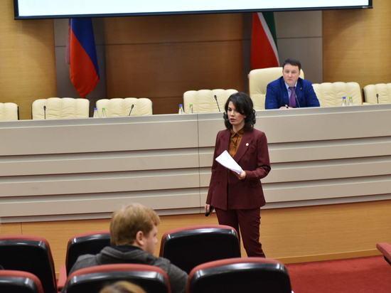 Наталия Фишман: «В 2018 году в РТ будет обустроено 57 общественных пространств на сумму 2,6 млрд рублей»
