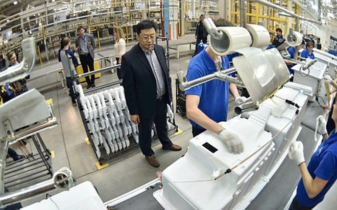 Татарстан хочет сделать индустриальный парк «Хайер РУС»