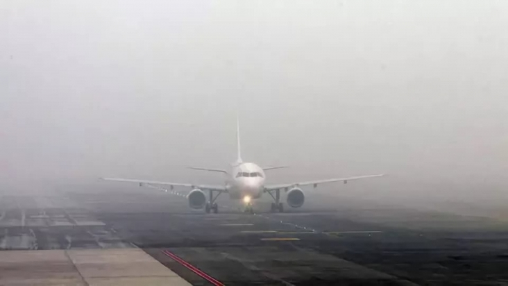 Три самолета из-за тумана экстренно сели вКазани