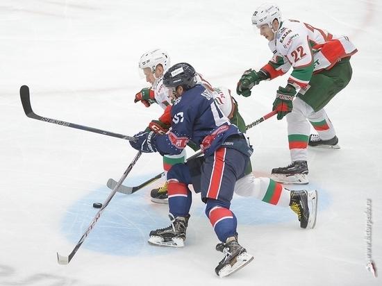 «Ак Барс» начал год с победы и вернулся на 1 место «Востока» КХЛ