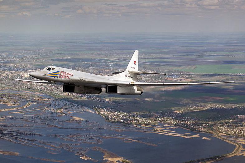 Улучшенный  Ту-160 поднимется ввоздух ранее доэтого  срока