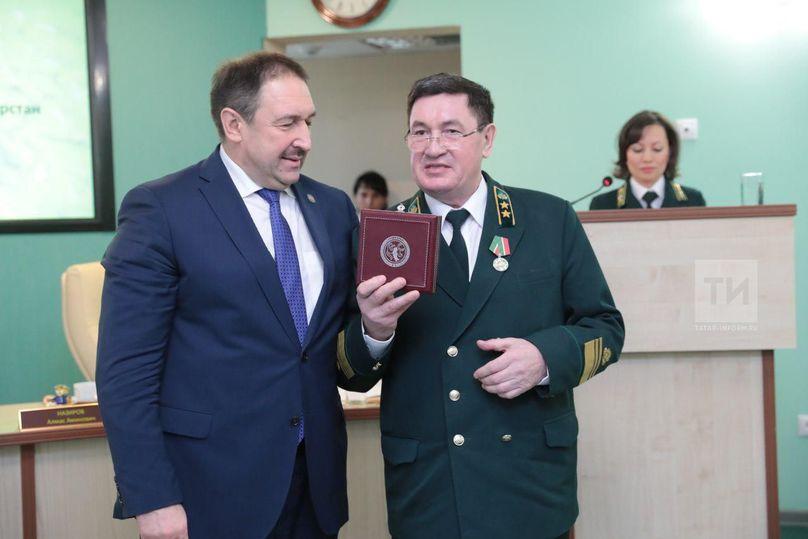 Министр лесного хозяйстваРТ попросился вотставку