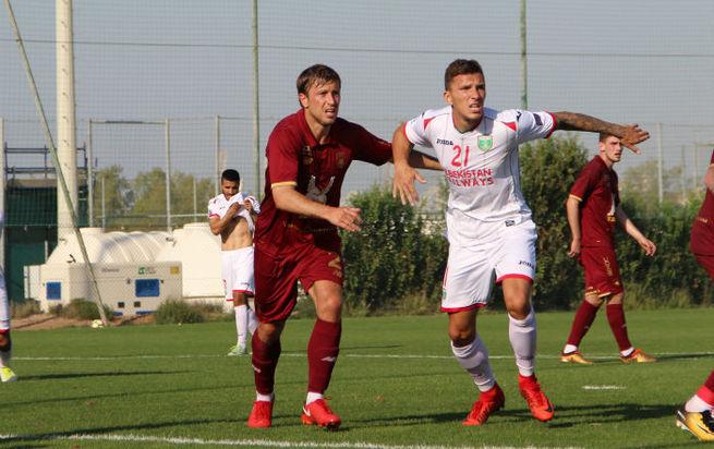 «Рубин» сыграл вничью сташкентским «Локомотивом»