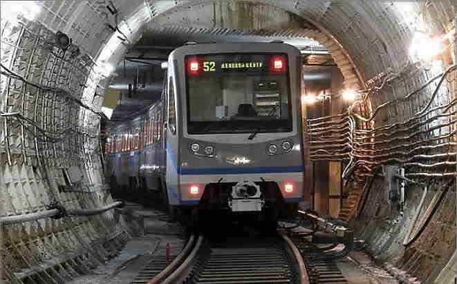 ВКазани строительство 2-ой веточки метро начнется от«Меги»