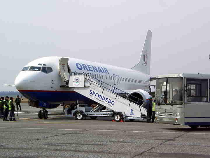 Уфимский аэропорт в 3-й раз признан лучшим в Российской Федерации