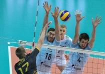 Волейболисты «Зенита» досрочно выиграли регулярный чемпионат России