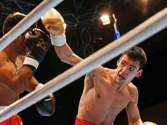 В Казани прошла встреча между боксерскими командами Patriot Boxing Team и Indian Tigers