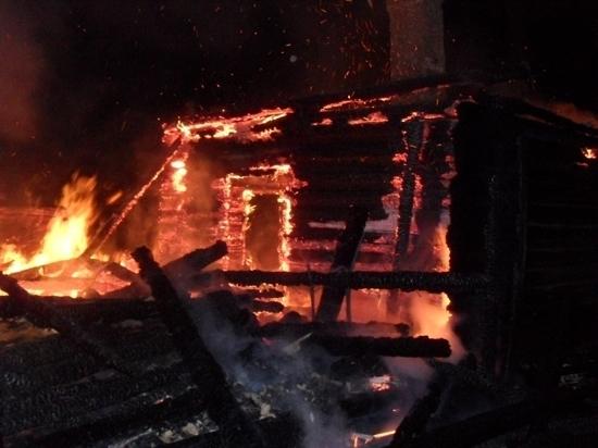 ВТатарстане напожаре в личном доме погибли три человека