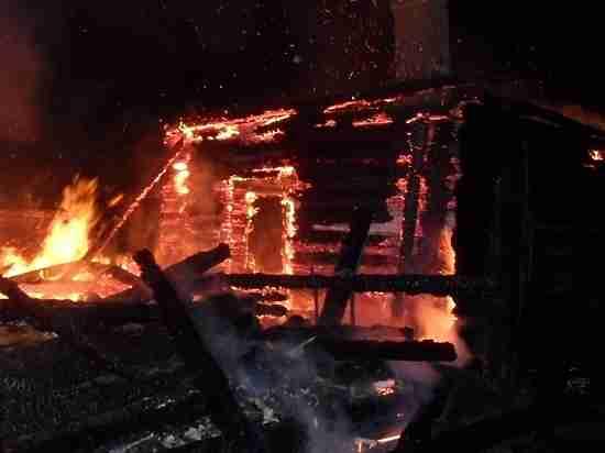 В Татарстане за сутки произошли три пожара, во время которых пострадали люди