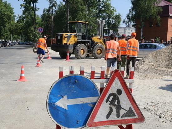 В Набережных Челнах завершается первый этап ремонта дорог