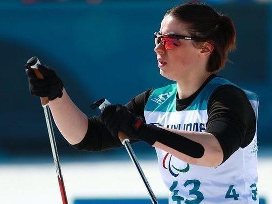 Россиянка Зайнуллина стала 3-й влыжной гонке наПаралимпийских играх