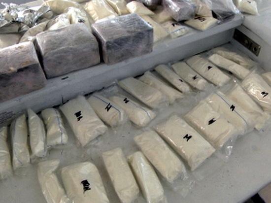 ВТатарстане вмашине обнаружили практически 16 килограммов наркотиков