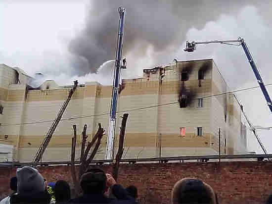 После трагедии вКемерово наДону проверят всеТЦ икинотеатры
