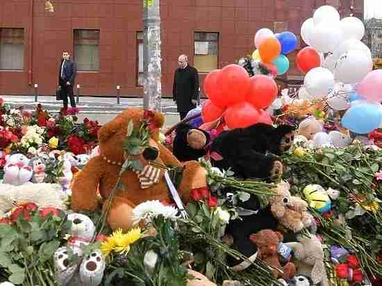 В РФ объявлен общенациональный траур всвязи с катастрофой вКемерово