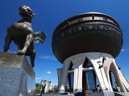 Центр семьи «Казан» начнет регистрировать пары 8августа
