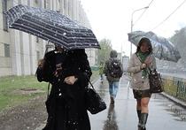 Синоптики обещают москвичам сильный «оранжевый» ветер