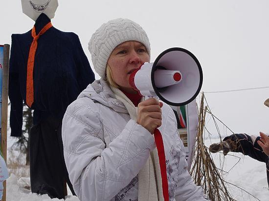 Евгения Чирикова: Уничтожение Волги – это как уничтожение Байкала